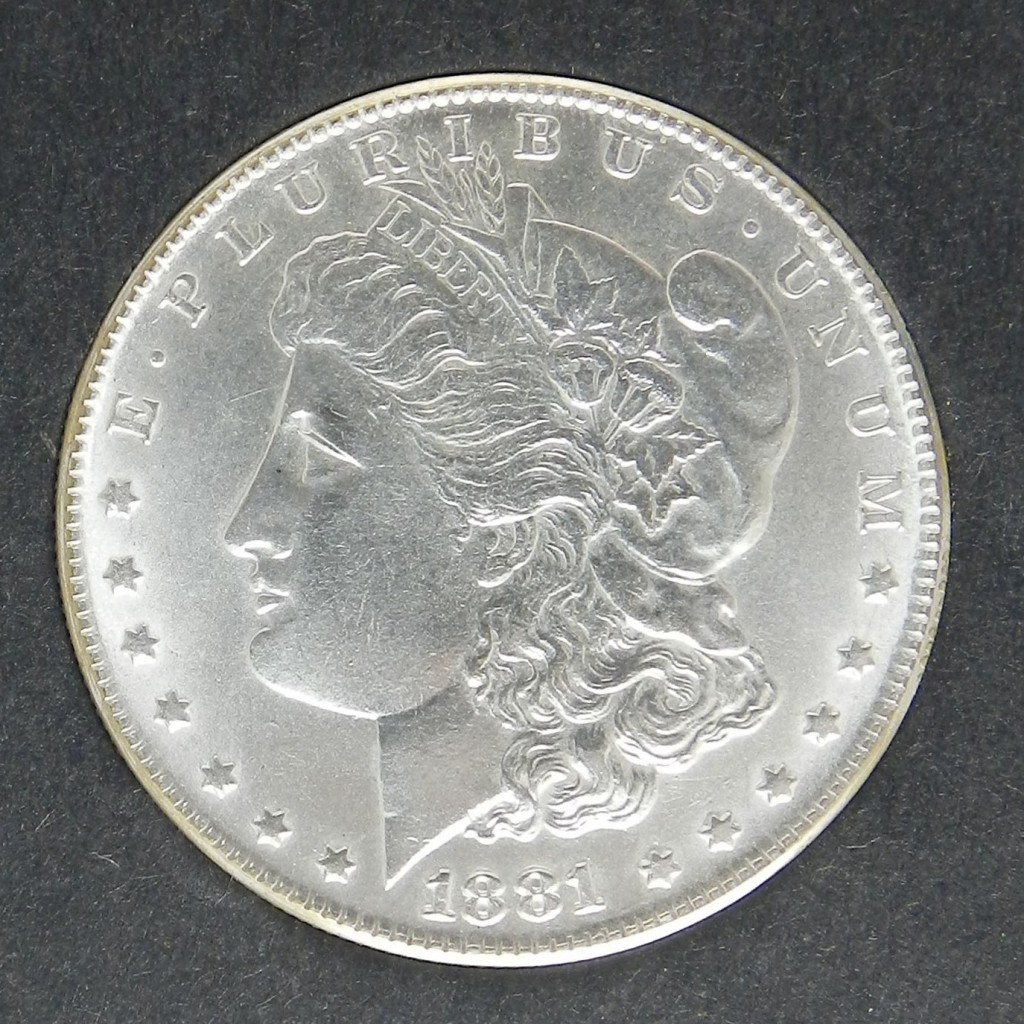 Counterfeit Coin Obverse